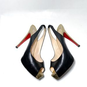 Christian Louboutin So Private 120 Heels